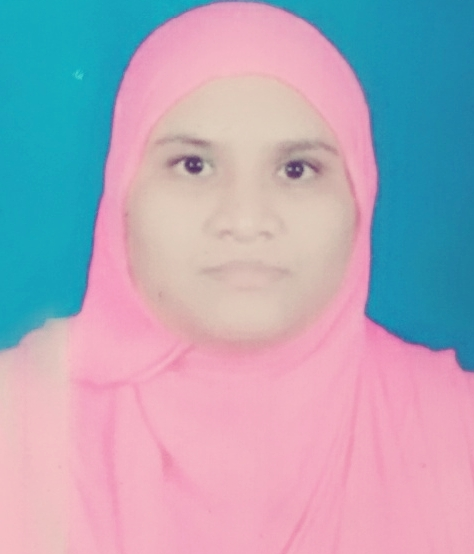 KANEESH FATHIMA M - 15th Rank