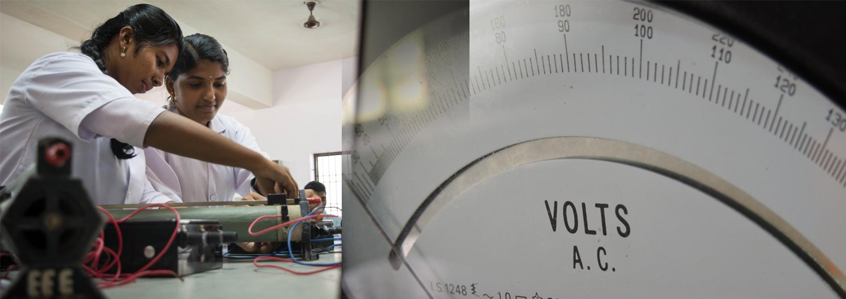 Banner Image - Electronics and Communication Engineering